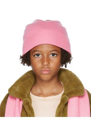 Repose AMS Kids Pink Knit Beanie