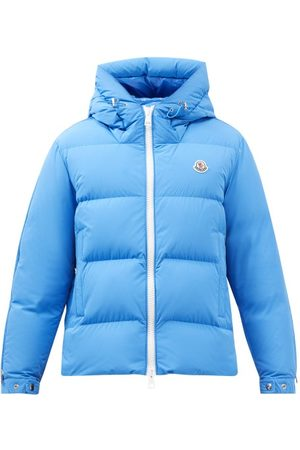 Moncler Idil Quilted-shell Down Jacket