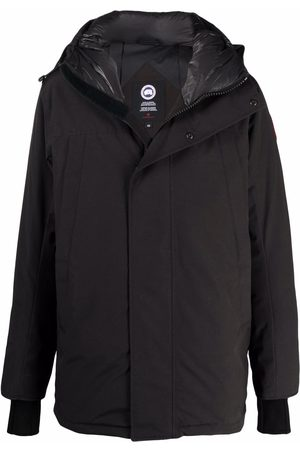 Canada Goose Sanford technical fabric down-filled coat