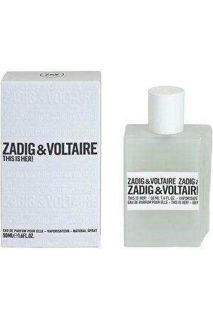 Zadig & Voltaire This is Her!' Eau de Parfum
