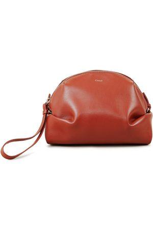 Chloé Damen Handtaschen - Umhängetasche 'Judy Mini' Sepia Brown