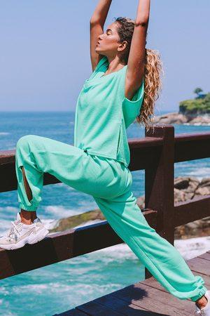 Cupshe Damen Jogginghosen - Jogginghose mit elastischem Taille