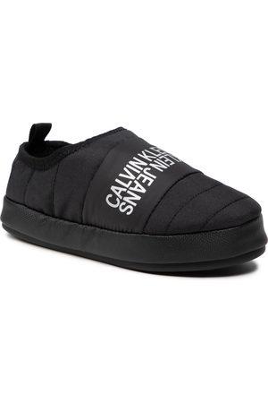Calvin Klein Home Shoe Slipper W Warm Lining YW0YW00412 Black BEH