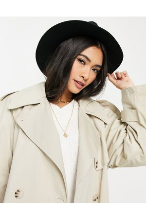 SELECTED Femme – Fedora – Hut aus Wolle in