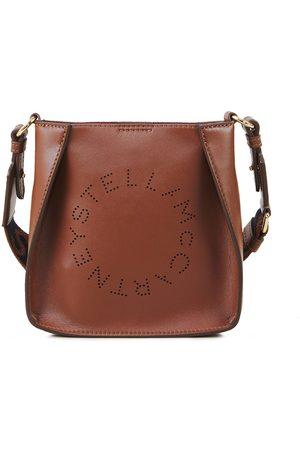 Stella McCartney Damen Handtaschen - Umhängetasche 'Small Hobo Eco Soft' mit perforiertem Logo