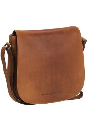 Chesterfield Satteltasche Yves Cow Wax Pull Up Collection, Cognac [31]