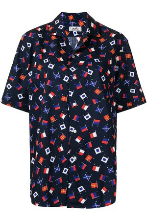 Hermès 1990-2000s Set aus Hemd und Shorts