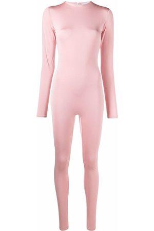 Atu Body Couture Langärmeliger Jumpsuit