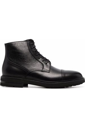 HENDERSON BARACCO Side zip ankle boots
