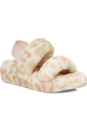 UGG »Oh Yeah Panther« Sandale mit elastischem Logo Strap