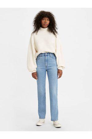 Levi's Damen Straight - 70's High Straight Jeans - /
