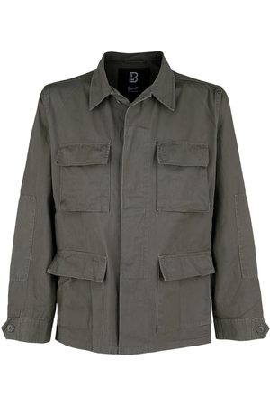 Brandit BDU Twill Jacket Übergangsjacke oliv
