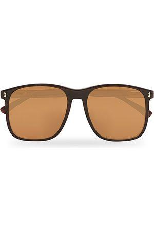 Gucci Herren Sonnenbrillen - GG1041S Sunglasses Brown
