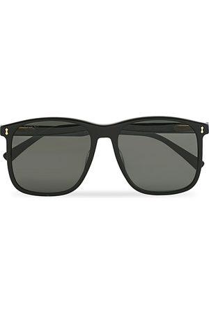 Gucci Herren Sonnenbrillen - GG1041S Sunglasses Black Grey
