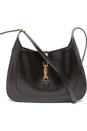 Gucci Jackie 1961 Leather Shoulder Bag