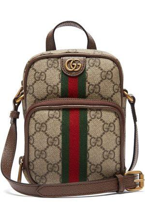 Gucci Ophidia Mini Gg Suprme Canvas Cross-body Bag