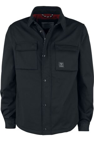 Vintage Industries Wyatt Shirt-Jacket Übergangsjacke