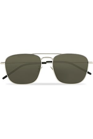 Saint Laurent SL 309 Sunglasses Silver