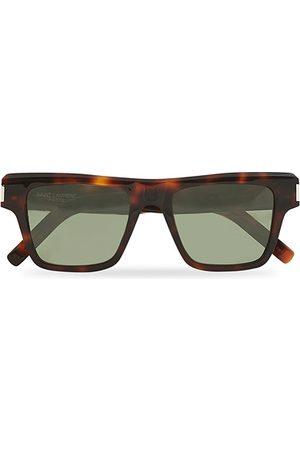 Saint Laurent Herren Sonnenbrillen - SL 469 Sunglasses Havana Green
