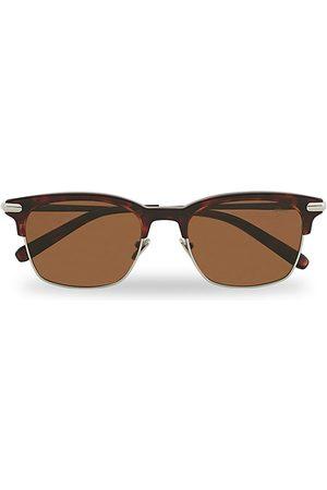 BRIONI Herren Sonnenbrillen - BR0093S Sunglasses Havana Brown